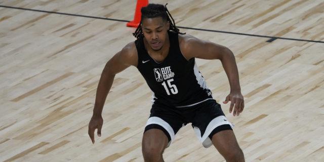 Potential 2021 NBA Draft-and-Stash Options