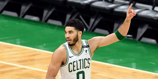 Jayson Tatum on missing All-NBA: 'It should have been a no-brainer'