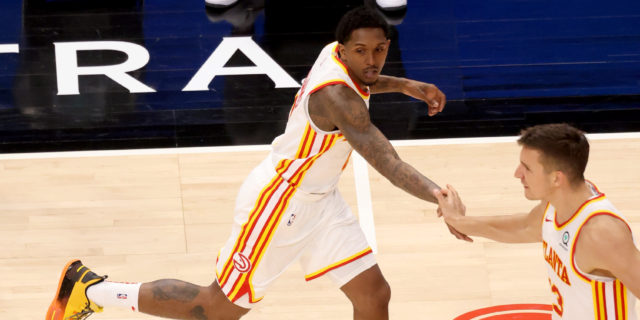 Sweet Lou: Williams shines while filling in for injured Trae Young