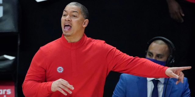 It's time we all put a little more respect on Tyronn Lue's name
