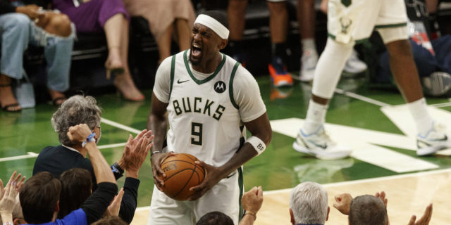 Bobby Portis emerges as Bucks fan favorite with blue-collar style