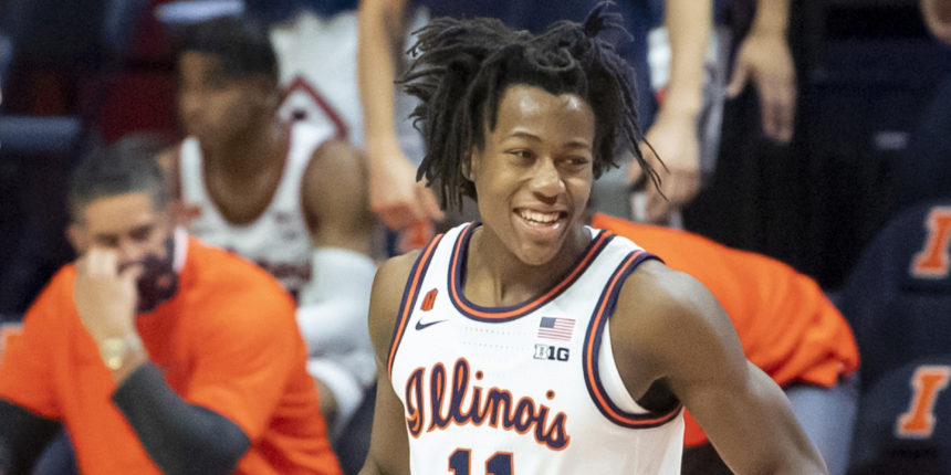 Ayo Dosunmu 'ready to seize the moment' as he becomes complete player