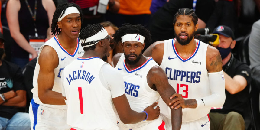 Despite playoff exit, Paul George and prideful Clippers left it all on the floor