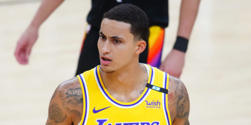 Kyle Kuzma sounds off on inconsistent role with Lakers
