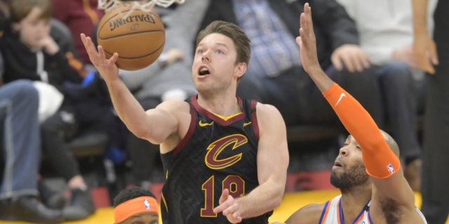 Former Cavs G Dellavedova signs 3-year deal with Melbourne