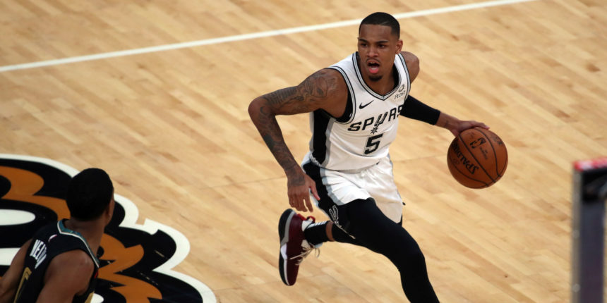 Dejounte Murray, Derrick White 'could both be gettable' in Spurs trade talks