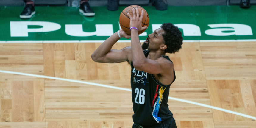 Spencer Dinwiddie says 5-year, $125 million deal can keep him with Nets