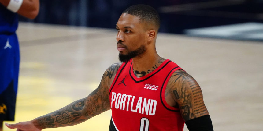 It's time we let Damian Lillard live his best life... in Portland