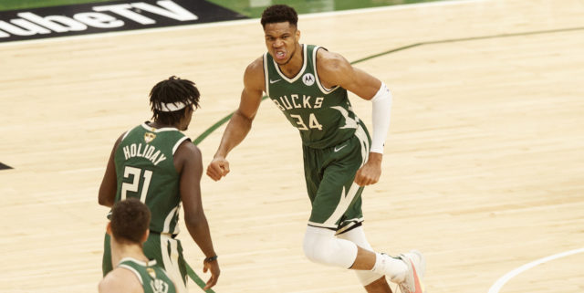 Pressure Points: How the Bucks torched the Suns in Game 3