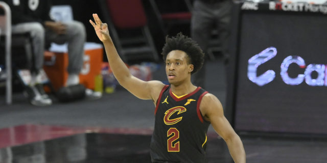 Knicks currently the most 'aggressive' suitor for Collin Sexton