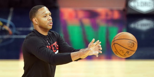 Rockets seriously pursuing No. 1 pick, have discussed Eric Gordon in trades