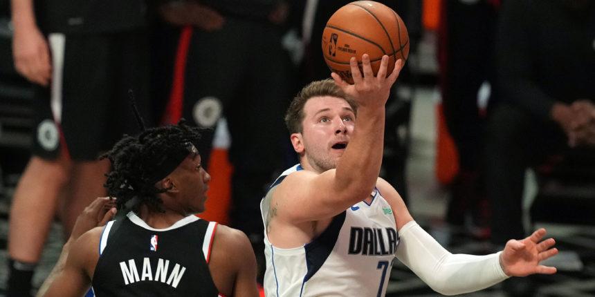 Luka Doncic, Joel Embiid open as 2021-22 NBA MVP betting favorites