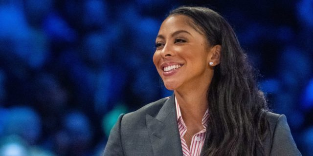 Candace Parker becomes first woman to grace NBA 2K cover