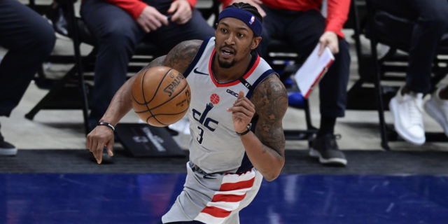 Wizards' Bradley Beal enters health/safety protocols at Team USA camp