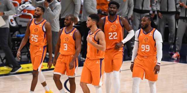 Suns notebook: Phoenix looks to bounce back from Game 4 Finals loss