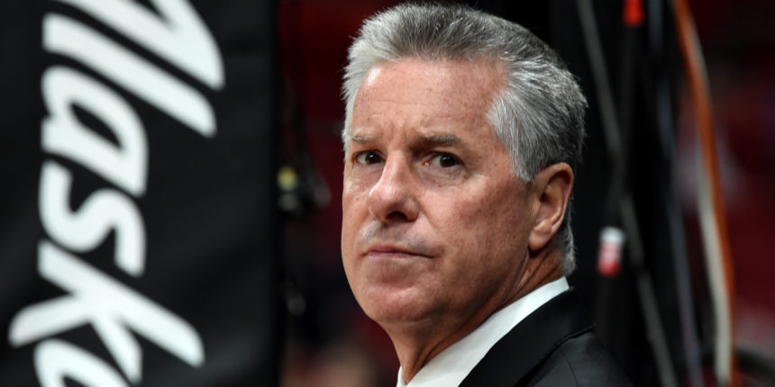 Neil Olshey on the hot seat in Portland after Billups hire?