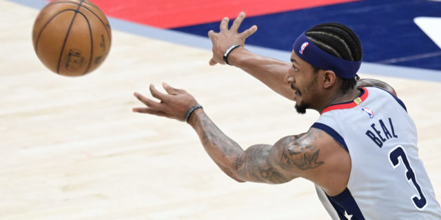 Bradley Beal will not compete in Tokyo Olympics after entering health protocols