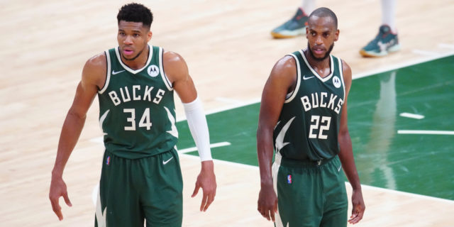 Giannis, Middleton and oft-resilient Bucks top Suns in Finals Game 4