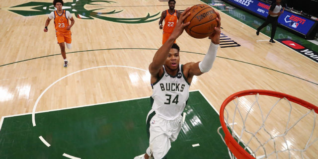 Win or lose, Giannis Antetokounmpo should be NBA Finals MVP