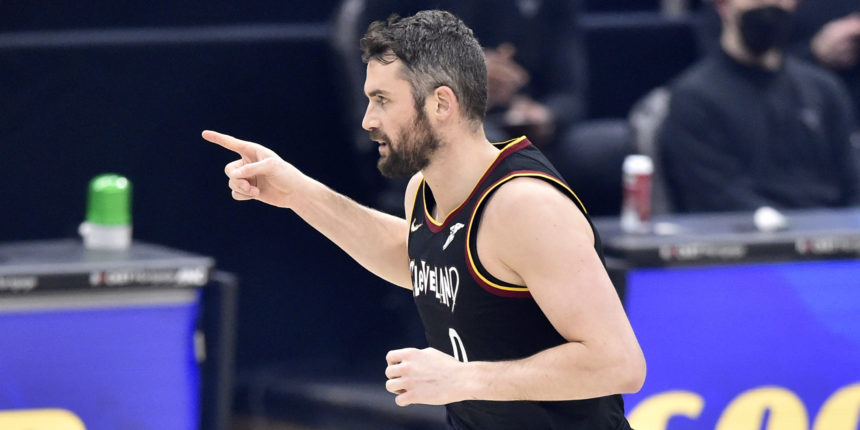 Kevin Love withdraws from Team USA, won't play in Tokyo Olympics
