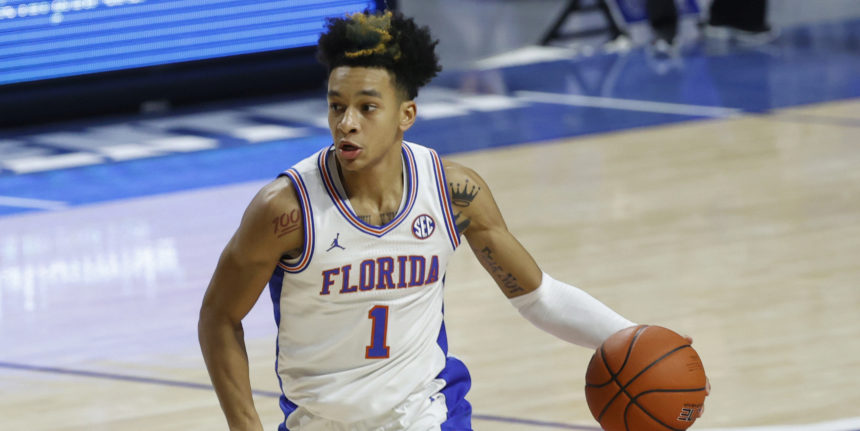 Outlining the progression of Tre Mann as an NBA Draft prospect