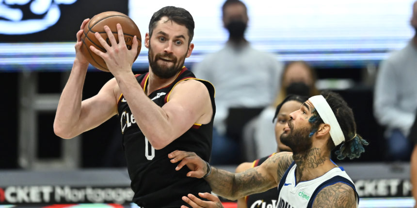 Kevin Love has not discussed retirement, still managing calf injury