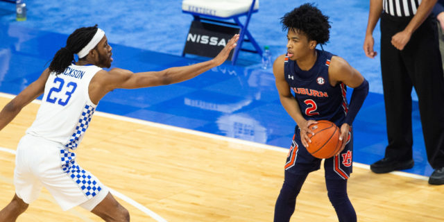 2021 NBA Draft: Analyzing the SEC's top prospects