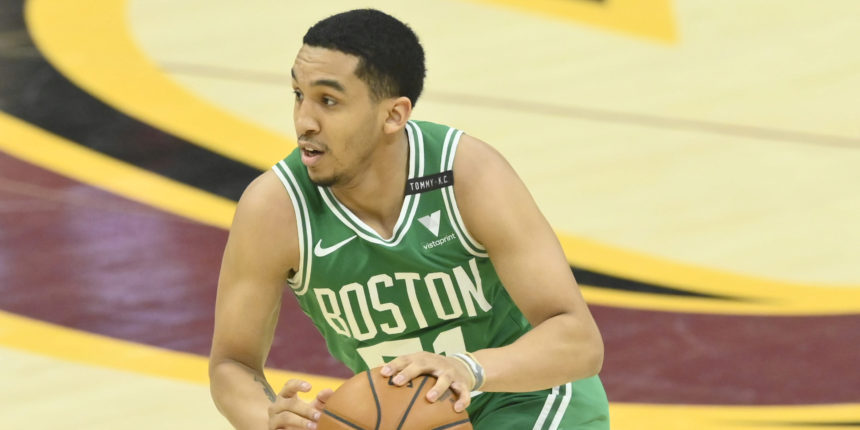 Tremont Waters looking to leave Celtics, find NBA rotation role elsewhere