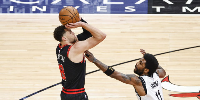 Zach LaVine lands in Team USA health and safety protocols