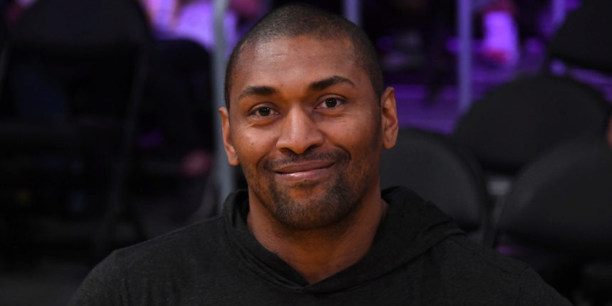 Q&A: Metta World Peace on the Finals, Team USA, gambling in the NBA