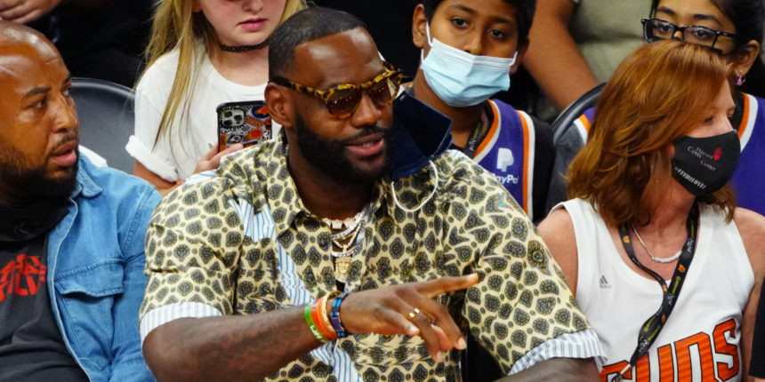 LeBron put himself in the history books with 'Space Jam: A New Legacy'