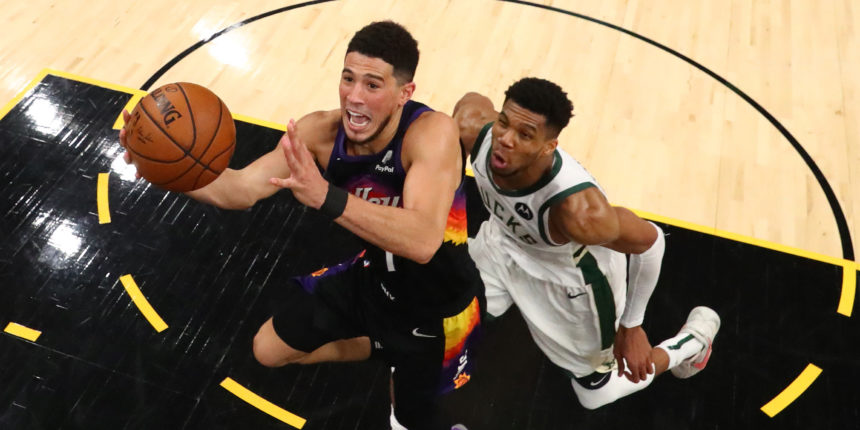 Devin Booker: 'I should never be compared to Kobe Bryant'
