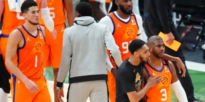 For Suns, Chris Paul's feel-good Finals story ends in frustration