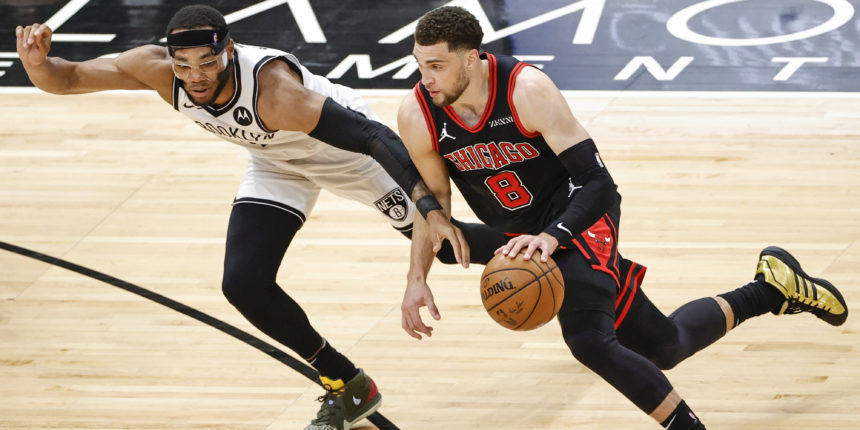 Zach LaVine (health protocols) cleared to rejoin team in Tokyo on Thursday