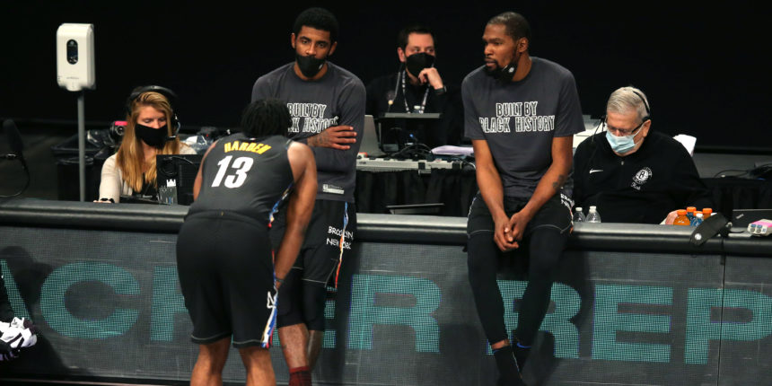 Brooklyn Nets open up as '21-22 title favorites; Lakers, Bucks next