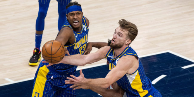 Will the Pacers run it back with Sabonis-Turner duo, or split them up?