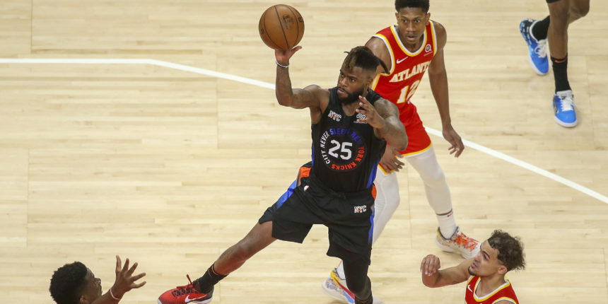 Celtics, Sixers and Lakers all interested in Reggie Bullock