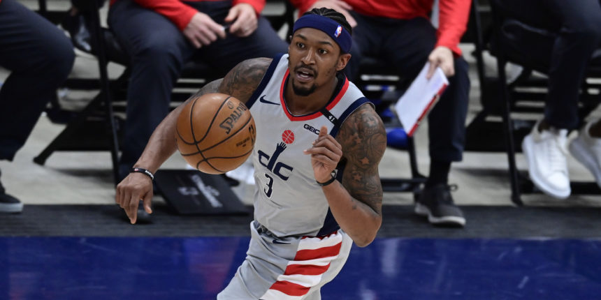 Warriors stars push for win-now trade, team interested in Bradley Beal