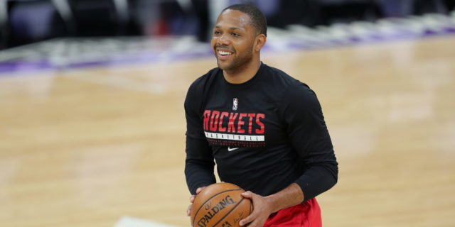 Rockets working on trade to send Eric Gordon, No. 23 pick to Pacers