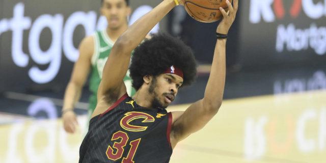 Cavs, Jarrett Allen have mutual interest in a new deal, Raptors also interested