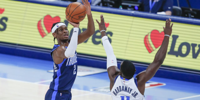 Shai Gilgeous-Alexander 'no longer impossible to get' in trade discussions