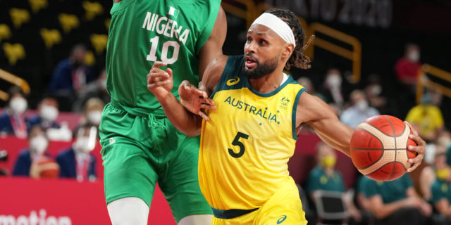 Olympics seem to draw out Patty Mills' best: 'I am who I am'