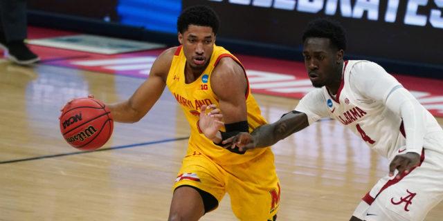 2021 NBA Draft prospect Aaron Wiggins Q&A: 'I have a lot to prove'