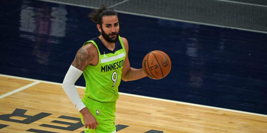 Wolves dealing Ricky Rubio to Cavs for Taurean Prince, 2022 second-round pick