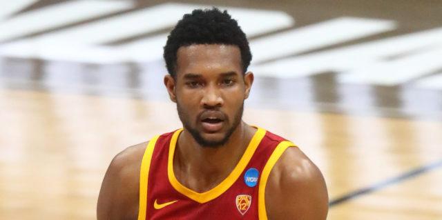 2021 NBA Draft: Cavaliers pick Evan Mobley No. 3