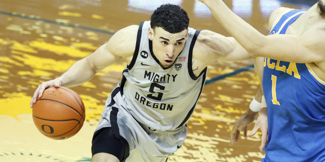 2021 NBA Draft: Pacers pick Chris Duarte No. 13