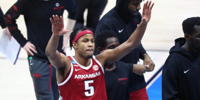 2021 NBA Draft: Warriors pick Moses Moody No. 14