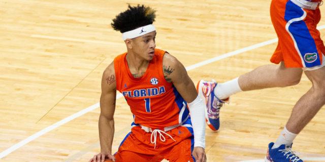 2021 NBA Draft: Thunder pick Tre Mann No. 18