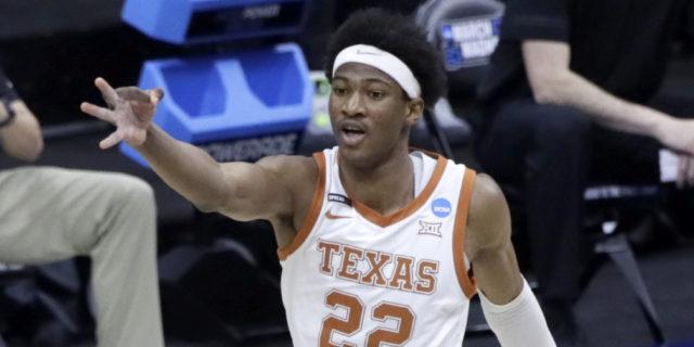 2021 NBA Draft: Hornets pick Kai Jones No. 19