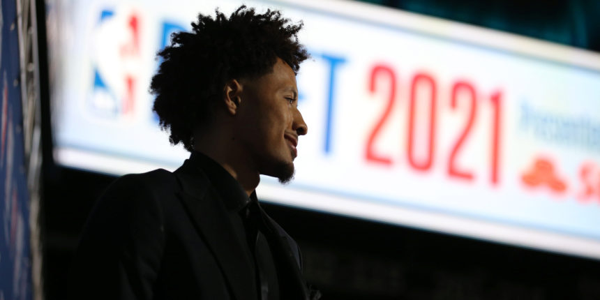 Cunningham says Draft Night 2021 will be about him, not Westbrook